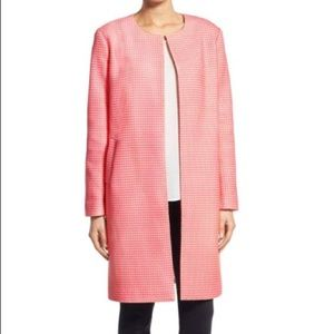 Halogen Coral Dot Duster, Size Medium